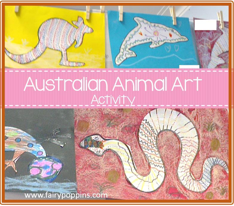 Australian Animal Art - Fairy Poppins