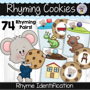 Rhyming Cookies - Fairy Poppins